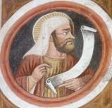 Maffiolo da Cazzano sec. XV, Profeta Amos
