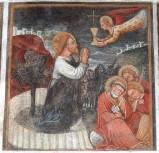 Maffiolo da Cazzano sec. XV, Gesù Cristo nell'orto