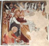 Maffiolo da Cazzano sec. XV, Bacio di Giuda