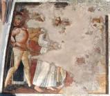 Maffiolo da Cazzano sec. XV, Cristo davanti a Caifa