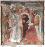 Maffiolo da Cazzano sec. XV, Gesù Cristo davanti a Pilato