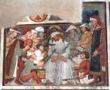 Maffiolo da Cazzano sec. XV, Cristo deriso