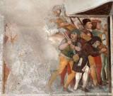 Maffiolo da Cazzano sec. XV, Salita al Calvario