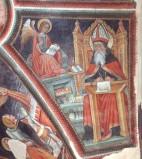 Maffiolo da Cazzano sec. XV, Sant'Agostino