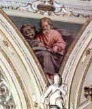 Calandra G.B.-Ceresa C. sec. XVII, S. Marco e il leone