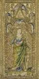 Manifattura veneziana sec. XV, Santa Caterina d'Alessandria