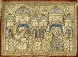 Manifattura veneziana sec. XV, Annunciazione 2/2