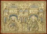 Manifattura veneziana sec. XV, San Pietro e San Paolo