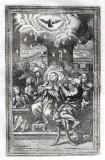 Piccini I. inizio sec. XVIII, Pentecoste