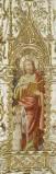 Manif. lombarda sec. XIX-XX, San Matteo Evangelista entro edicola