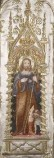 Manif. lombarda sec. XIX-XX, San Rocco entro edicola