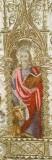 Manif. lombarda sec. XIX-XX, San Luca Evangelista entro edicola