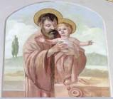 Breda M. (1936), San Giuseppe e Gesù Bambino