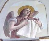 Breda M. (1936), Angelo con corona di spine