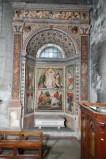 Da Soncino Francesco (1586), Decorazione con grottesche