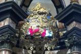 Ambito lombardo sec. XVIII, Corona del baldacchino da altare