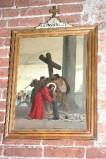 Acerbi E. sec. XIX-XX, Gesù Cristo caricato della croce
