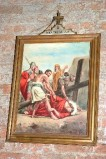 Acerbi E. sec. XIX-XX, Gesù Cristo cade la prima volta