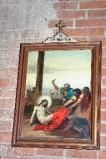 Acerbi E. sec. XIX-XX, Gesù Cristo inchiodato alla croce