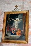 Acerbi E. sec. XIX-XX, Gesù Cristo morto in croce