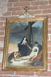 Acerbi E. sec. XIX-XX, Gesù Cristo deposto dalla croce
