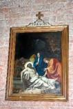 Acerbi E. sec. XIX-XX, Gesù Cristo deposto nel sepolcro