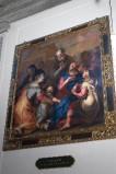 Sacchi C. sec. XVII, S. Siro guarisce il cieco di Lodi
