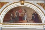 Gonin F. (1858), San Carlo Borromeo comunica San Luigi Gonzaga