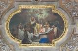 Gallina G. (1857), Sant'Ambrogio battezza Sant'Agostino