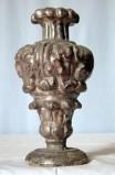 Bott. marchigiana sec. XVIII-XIX, Vaso portapalma argentato 4/4