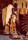 Bott. marchigiana sec. XVII, Angelo dell'altare del Sacramento 1/4