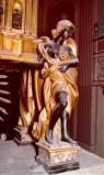 Bott. marchigiana sec. XVII, Angelo dell'altare del Sacramento 4/4
