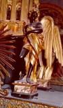 Bott. marchigiana sec. XVII, Angelo dell'altare del Sacramento 2/4
