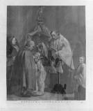 Pitteri M. sec. XVIII, Il Sacramento del Battesimo