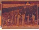 Mancini A. (1982), Discesa dello Spirito Santo sul cenacolo