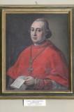 Ambito marchigiano sec. XIX, Cardinale Honorati vescovo di Senigallia