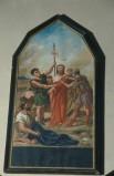 Albenga V. - Bottero C. (1901), Gesù Cristo spogliato e abbeverato di fiele