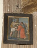 Ambito piemontese sec. XVIII, Via Crucis stazione V