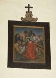 Ambito piemontese sec. XVIII, Via Crucis stazione VI