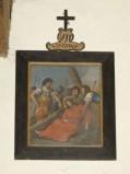 Ambito piemontese sec. XVIII, Via Crucis stazione VII
