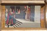 Ambito piemontese sec. XVI, Presentazione di Maria Vergine al tempio