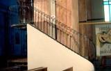 Ambito piemontese sec. XVIII, Scala del pulpito