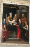 Alberini G. sec. XVII, Presentazione di Gesù al tempio