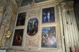 Ambito piemontese (1617), Cornice di stucco con cherubini 2/2