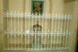 Ambito piemontese sec. XIX, Cancello bianco