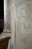 Scultore dell'Italia meridionale sec. XIII, Cornice decorata