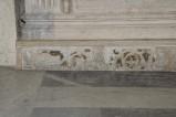 Scultore dell'Italia meridionale sec. XIII, Lastra con girali