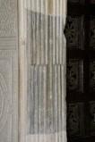 Scultore dell'Italia meridionale sec. XIII, Lastra scanalata