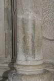 Scultore dell'Italia meridionale sec. XIII, Frammento di colonna