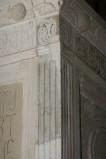 Scultore dell'Italia meridionale sec. XIII, Lesena con scanalatura